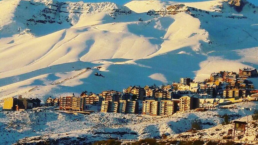 La Parva Chile Cordillera Snow