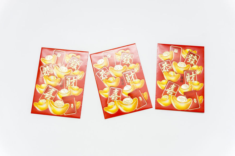 Angpao #HappyChineseNewYear #GongXiFaCai Angpow China Chinese Chinese Culture Chinese New Year Cultures Food Happy New Year No People Studio Shot White Background