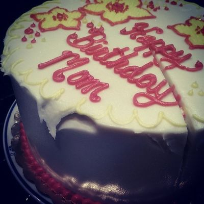 Momsbigday happy birthday to u
