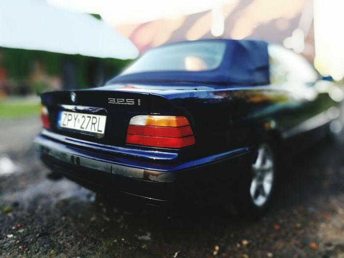 Bmw E36 E36 Cabrio M50b25 E36 2.5i BMW Poland Poland 💗