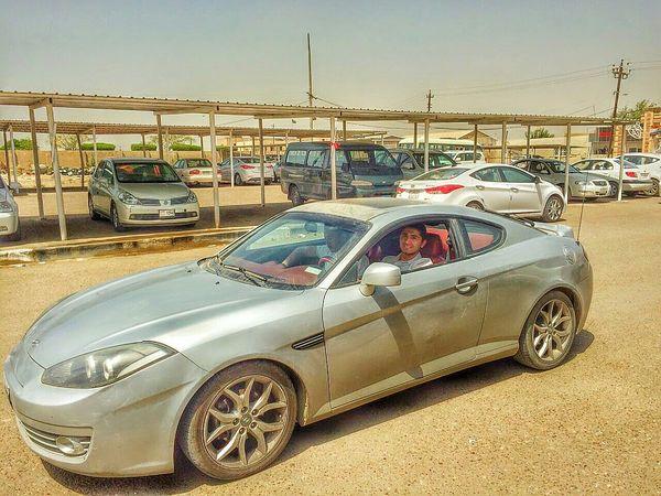 Hyndai Tiburon  Iraq College Car