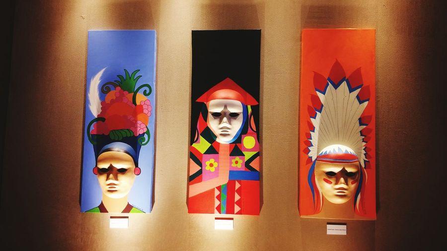 Mask Art Izmir Calors Photooftheday Enjoying Life Men