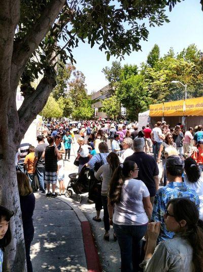 JPL Open House 2012 Gather & Celebrate
