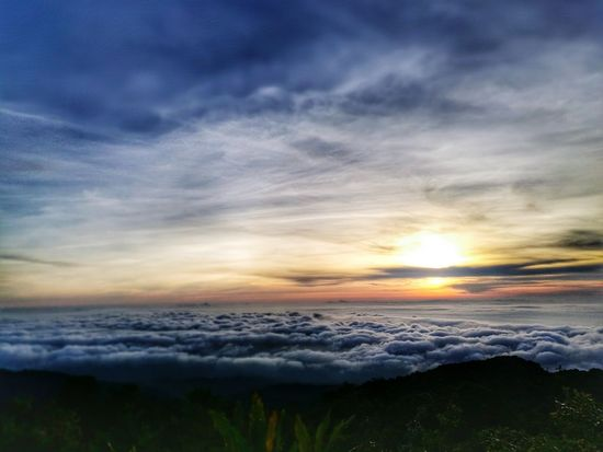 HuaweiP9 Leica Lens Sunshine Cloud - Sky Beauty In Nature Landscape
