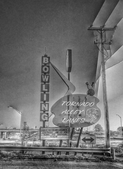 bowling Tornado Alley I-70 Communication Outdoors Day Sky Commercial Dock Development Engineering