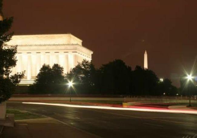 At EyeEm Studio Speed Illuminated Long Exposure Blurred Motion EyeEm Gallery Streetphotography EyeEm Selects Washington, D. C. Lincoln Memorial