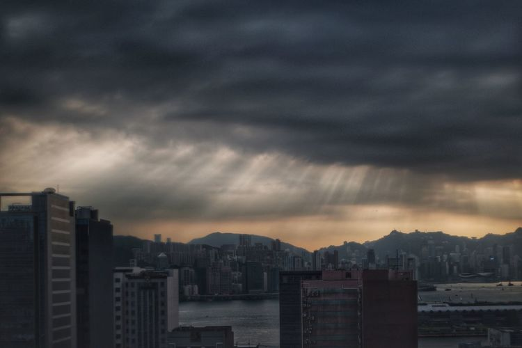 Architecture City Cityscape Building Exterior Skyscraper Sky Built Structure Skyline No People Modern Outdoors Day Hong Kong Sony Tim Wong