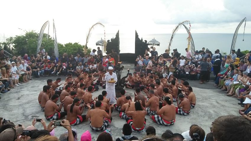 The Beautiful Country is Bali, Indonesia Bali_the Great Indonesia Exploring INDONESIA Cultural Firedance Tourist Destination Traditional Festival Welcometomycountry