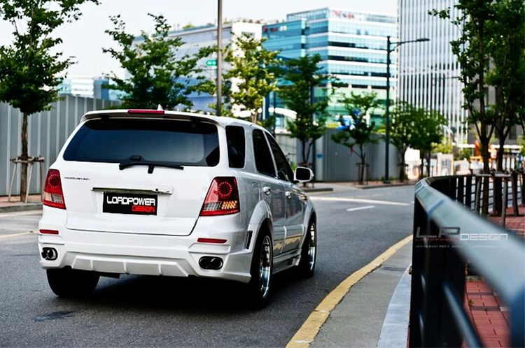 LORDPOWER DESIGN MARQUIS-25T Kia Kia Sorento Tune Sorento Full Body Kit Tuned Led Tail Lamp Tuned Rear Window Wiper Dual Muffler Tip 나만의 차를 완성하는 곳_로드파워디자인