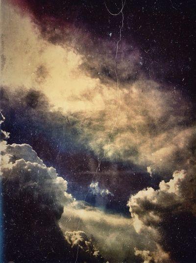 My dusty-clouds mood... NEM Clouds