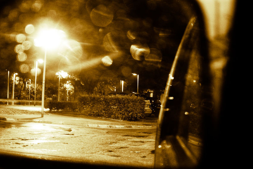 Raining Close-up Drops Of Rain Illuminated Lamps Night No People Outdoor Photography Outdoors Raining Outside Sky