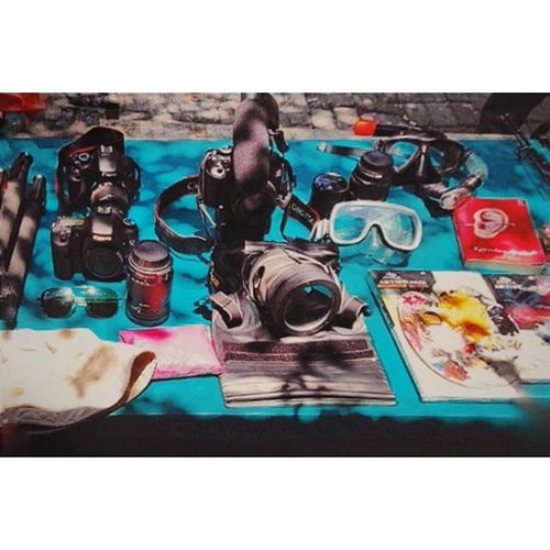 """Tools"" Ocean Expoler Freediving Spearfishing Helloworld Instasea Sesion Instadaily LastDay Vscoindonesia  Vscocam Iphonesia Workout Culture Indonesiabeauty"