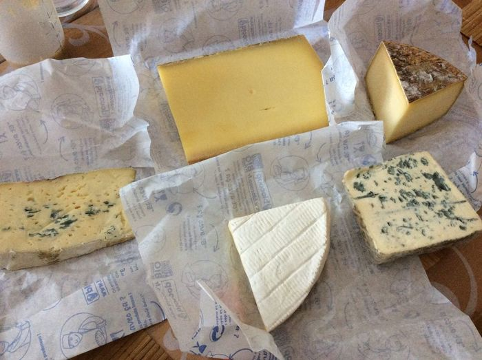 Fromage Fromages Francais Cheese French Cheese Food