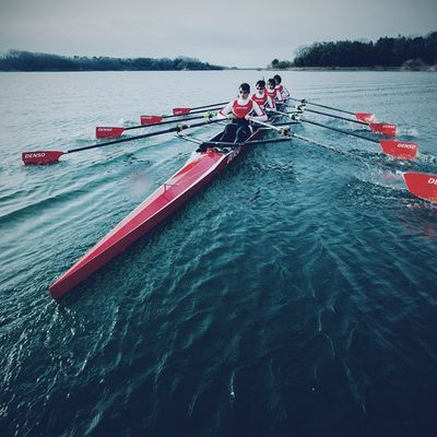Vscocam Rowing