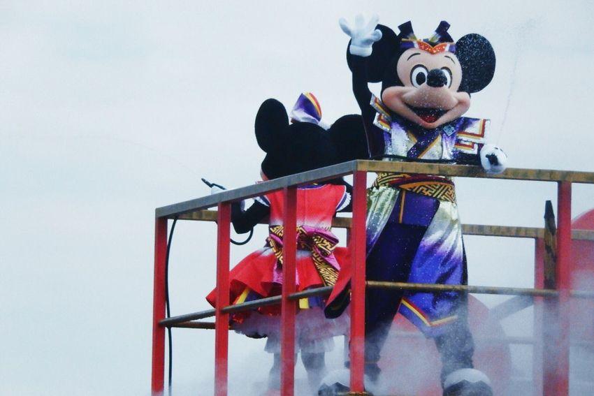 Disneyland DSLR Nikon Photography Japan Theme Park Tokyo Mickey Mouse Hello