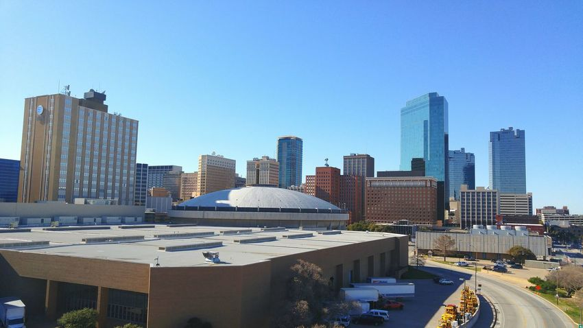 Working Mhgb Enjoying Life Check This Out Meeting February 2016 Februaryphotochallenge Skyview View City City View  Cityscape Texas Fortworthtx Relaxing Downtown