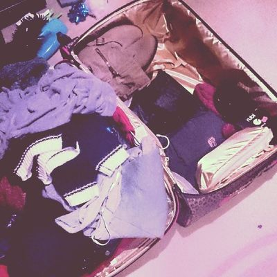 Let the clothing tetris begin! Packing Europe 9days