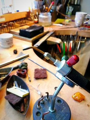 Hofgoldschmiede Langeoog Work Tool Business Finance And Industry Workbench Workshop Metal Industry Langeoog Northsea Island Nordsee... Northsea Focus On Foreground Business Goldschmied Goldschmiede Goldschmieden Goldsmithing Goldsmith Craftmanship ArtWork Art Is Everywhere