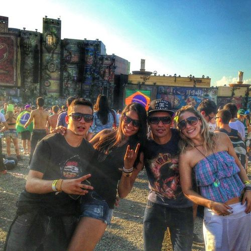 por favor..só o fundo !! ♡ Nos TomorrowlandBrasil Tomorrowland Party bigparty sun