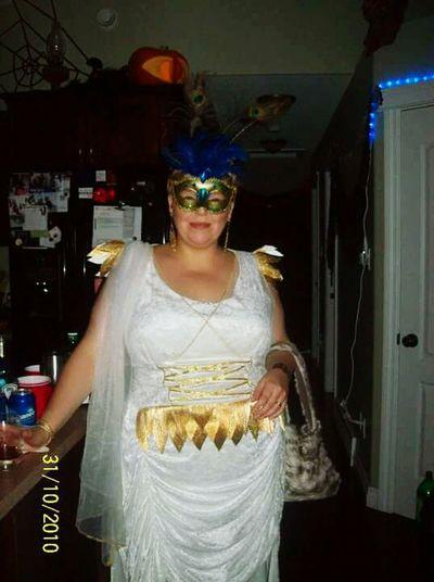 Throwback...House party 5yrs ago.... Just Me Prairie Girl That's Me Eyeem Real Project Happy Faces Of EyeEm Favoritethings Halloween Curvygirls Love It