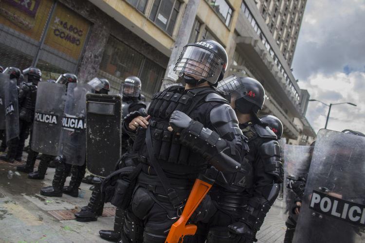 ESMAD police Police Police At Work Policeman