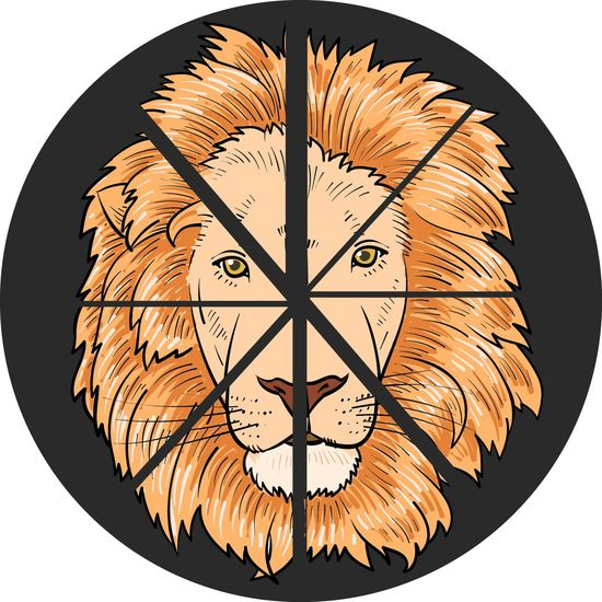 Creativity Idiom Idioms Idioms Collection Illustration Lion's Share Phrase Of The Day Phraseoftheweek
