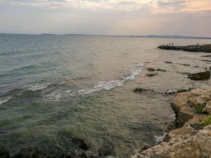 Sea Bay in the