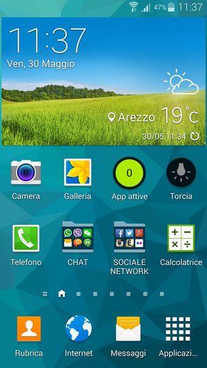 GalaxyS5 Samsung Smartphone new entrey at Delirio 88 HH88wlf