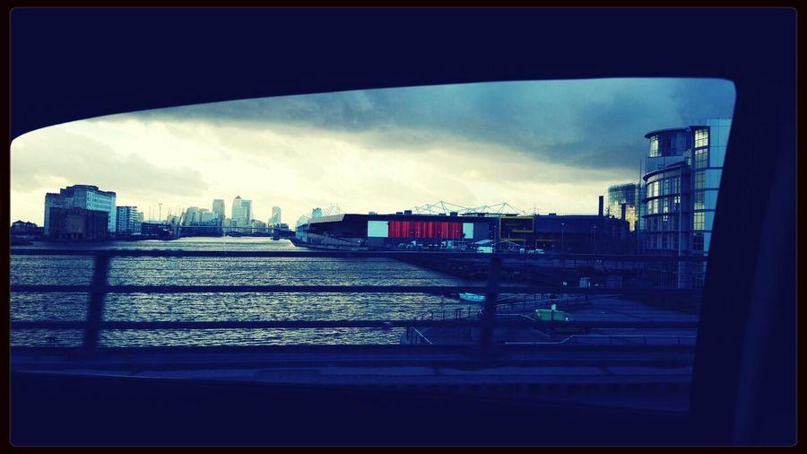 London Landscape City View