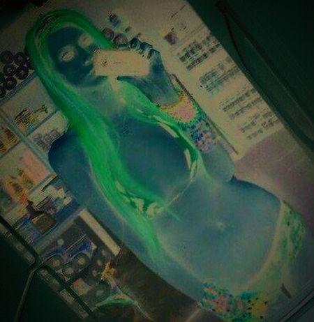 Radioactive Girl as Played by my Muse Jessie Tuggle: I Am The Artist Originalwork Photoshopped Cutie EyeEmBestPics Acid Trip Beachbod Sexystomach EyeEm Best Edits Grungechic Fashionmodel  #graphicart #picart #bikinimodel #skinnybikinobod #skinnygirl #wildchild #jessietuggle #hottiestatus #hottiewithabody #onfire #tonedbody #iwantyou #hotashell #bigbiggerbiggest