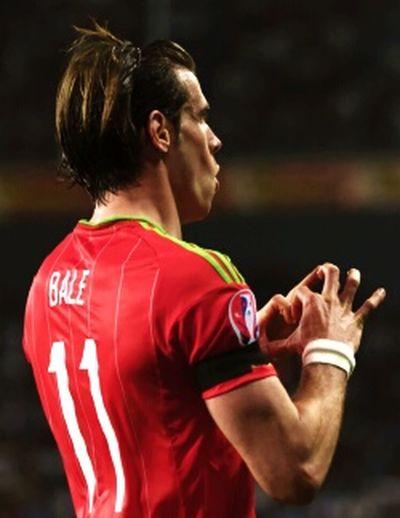 Realmadrid Gareth Bale