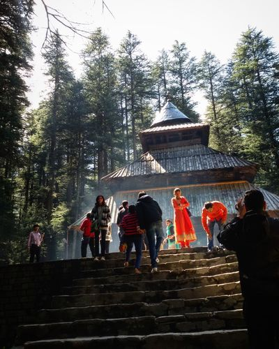 People And Places Hidimba Hidimbatemple Manali HIDIMBA TEMPLE .. Hidimba_devi Manali Travel Destinations Tree Tourism Famous Place Travel Architecture Built Structure Steps Person Tourist Lifestyles Leisure Activity Spirituality Vacations Stone Material The Past History Entrance Building Exterior The Street Photographer - 2017 EyeEm Awards