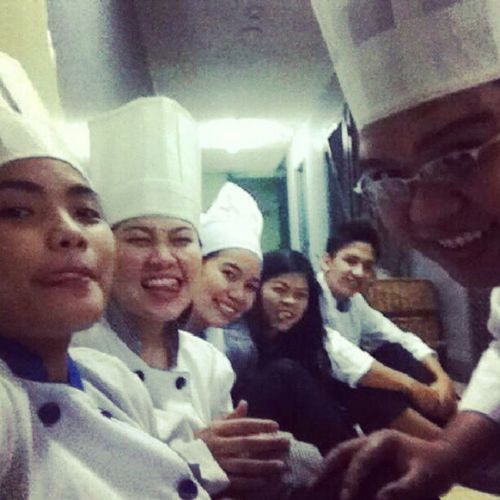 I miss you bakers! :| @zy317 Atetin Asyang Santi Chefmike MPH