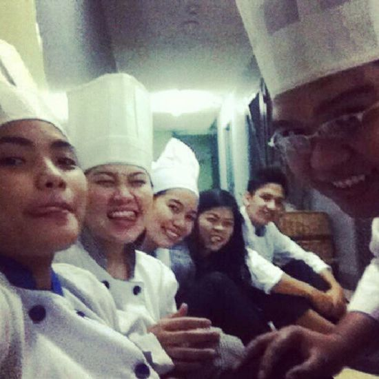 I miss you bakers! :| @zy317 Atetin Asyang Santi Chefmike MPH