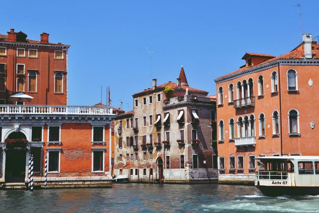 Amarcord Travel Destinations Postcard Simple Beauty Simple Photography From My Point Of View Travel Photography Cartolina Venice Tourist Attraction  Famous Place Beauty Of Decay Old Buildings Venice, Italy Awesome Architecture Culture Art Taking Photos EyeEm Gallery