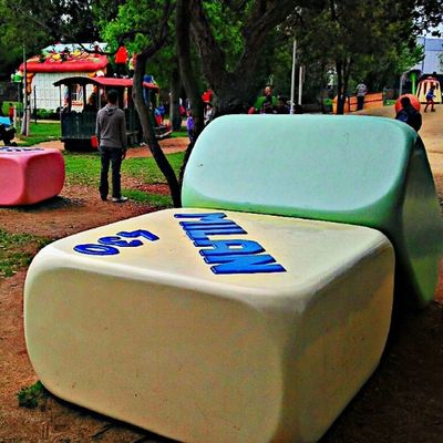 Parque Francesc Macià, Malgrat .App's HDRcamera Picsart . Igers igersvoriental samsung galaxy hdr