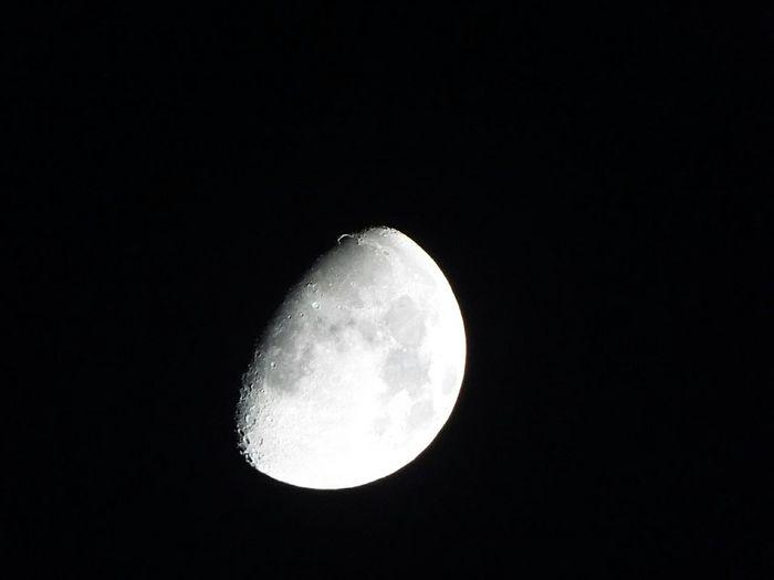 Moon Moonlight Half Moon Dark Side Of The Moon The Dark Side Of The Moon Night Photography