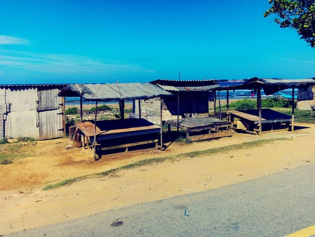 In Galle, Sri Lanka EyeEm Selects Streetphotography Sand No People Day Outdoors Sky Occupation Fish Fishing Fisherman Food Galle Sri Lanka Journey Working Sea Water Horizon Over Water