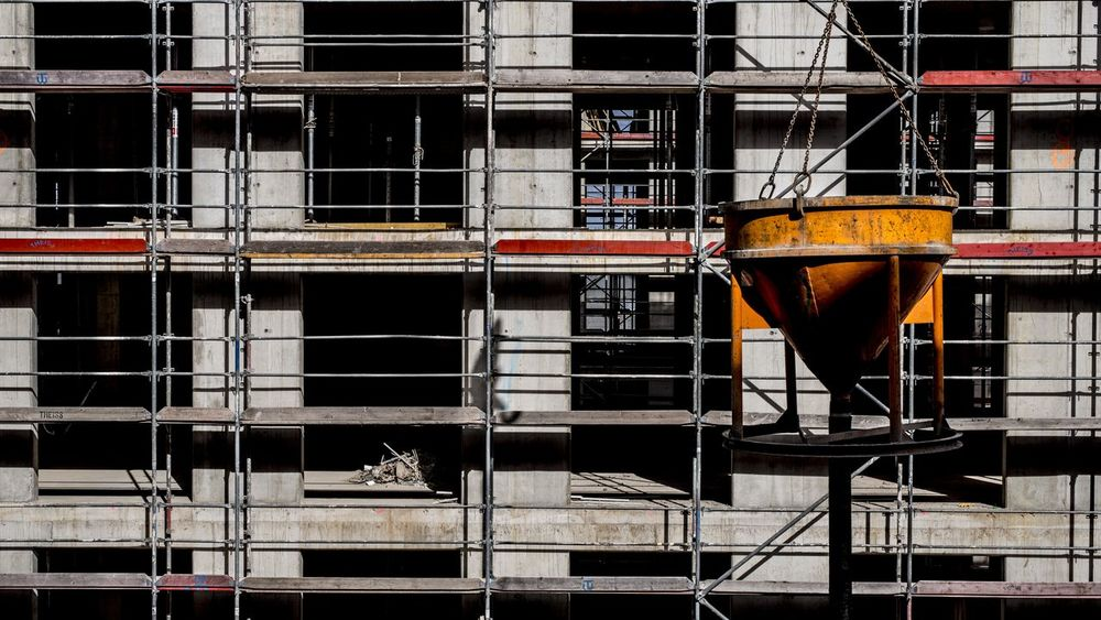 Architecture Building Building Exterior Built Structure City Communication Construction Industry Construction Site Container Day Industry Metal Nature No People Outdoors Pattern Red Residential District Rusty Window