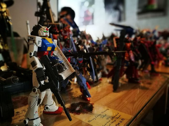 Arts Culture And Entertainment Gunplacommunity Gundamcollection