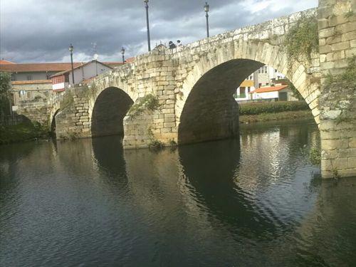 Architecture River Urban Bridge