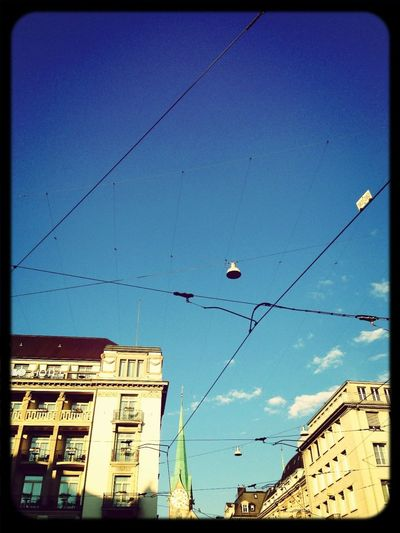 Lines In The Air