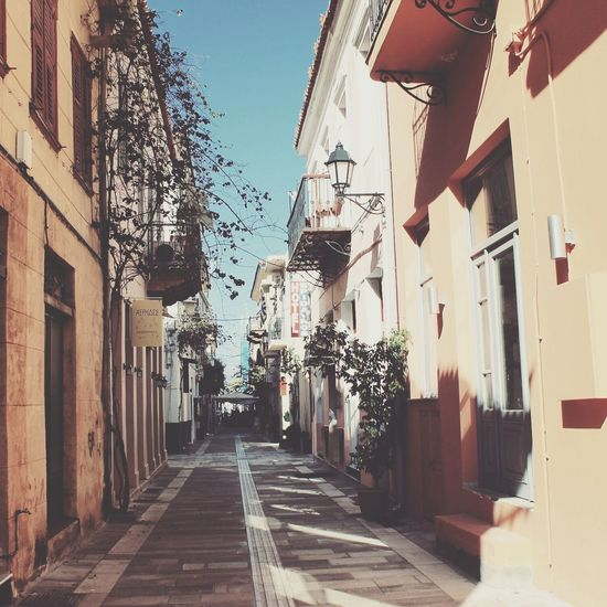 Nafplio City View  Cityroads Oldtown In Greece Streetphotography Streetphoto