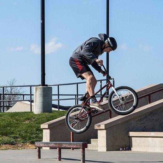 Kansas City Missouri  Kansas City Kcmo Penn Valley Skate Park TeamCanon Bicycle Bmxlife Bmxing