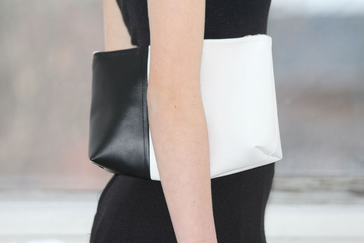 Open Edit Fashion Bag Blackandwhite Minimalism Showcase: December TakeoverContrast