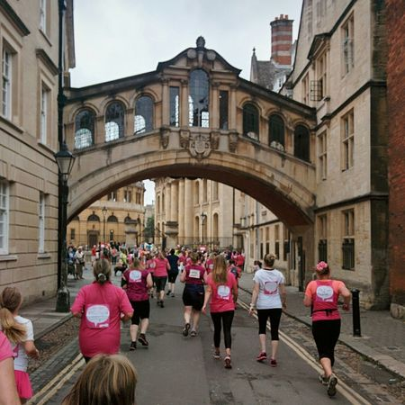 Photos That Will Restore Your Faith In Humanity Oxford RaceForLife Let's Beat Cancer