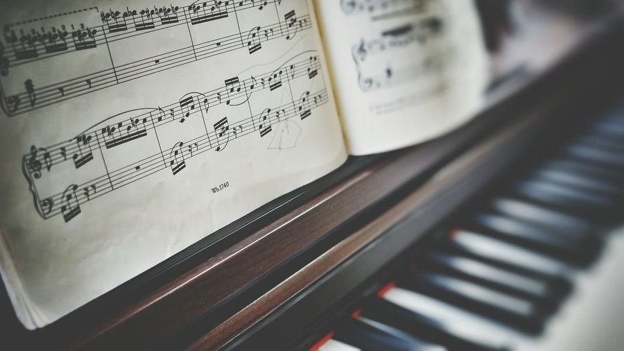 Taking Photos Check This Out Enjoying Life Music Piano Piano Keys Notes Notations Music Is My Life Musical Instruments Music Photography