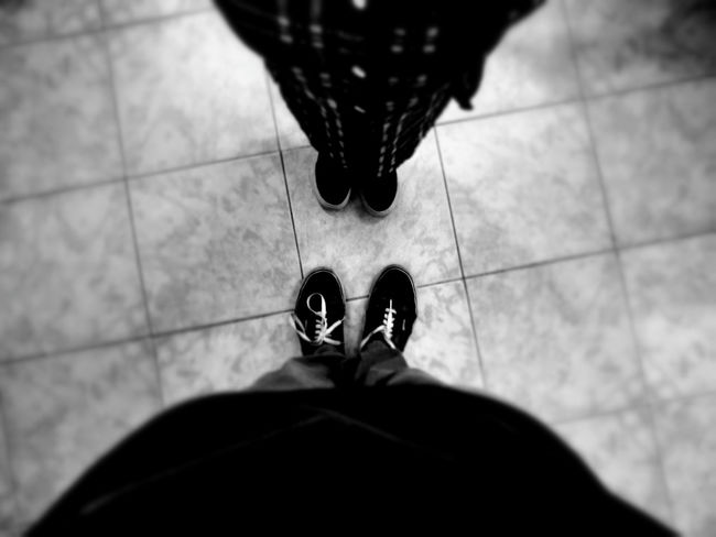 #Niece #shoes #fashion #design #UncleAndNiece Black Color Casual Clothing Floor Lifestyles Personal Perspective