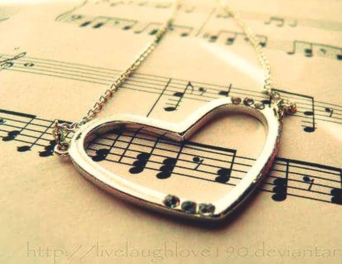 Love♥ Music Is My Life Je T'aime💕