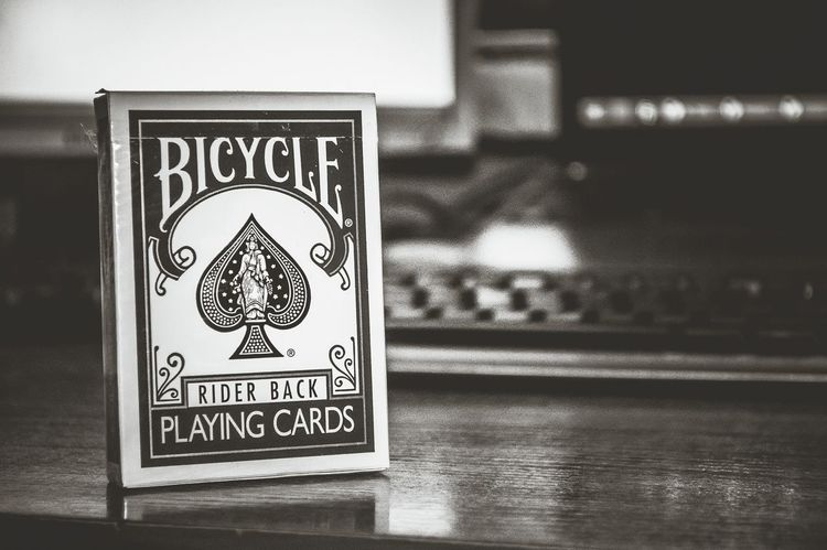 Bycicle Cards 2016
